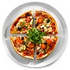 Royal Genware Pizza Plates