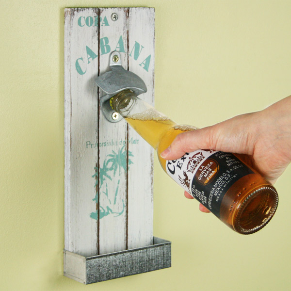 mexican style wall mounted bottle openers 30cm. Black Bedroom Furniture Sets. Home Design Ideas