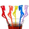 Sexy Lady Cocktail Stirrers