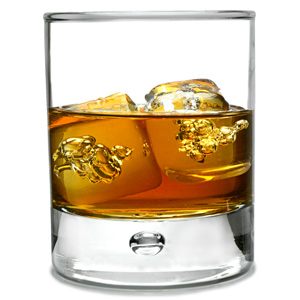 Original Disco Whisky Glasses 7oz  200ml (Pack of 6)