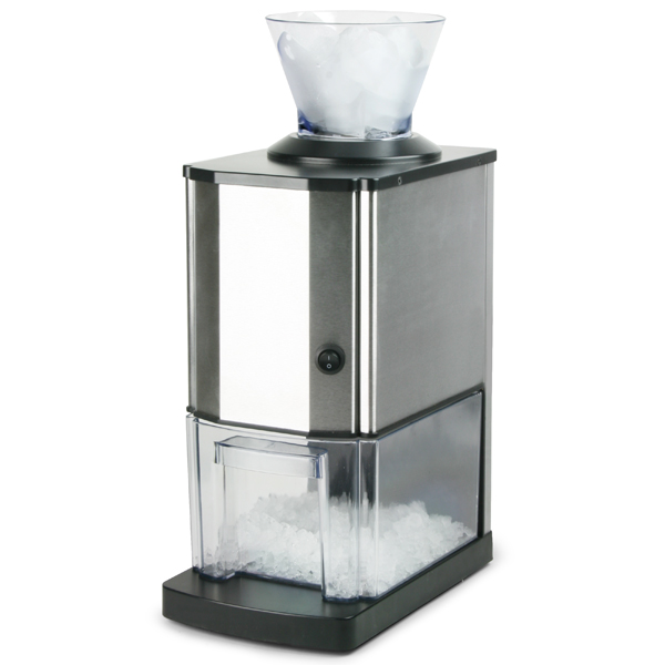 ice appliance glacier domestic electric ice crusher. Black Bedroom Furniture Sets. Home Design Ideas