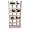 Scallop Wine Rack Pine