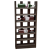 Scallop Wine Rack Black Ash