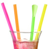 Spoon Straws Neon