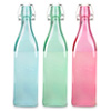Kilner Coloured Clip Top Bottles 1ltr