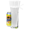 Bendy Straws 8inch Clear