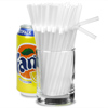 Bendy Straws 5.5inch Clear