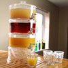 3-Tier Drink Dispenser 7.5ltr