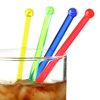 Mini Roundhead Cocktail Stirrers
