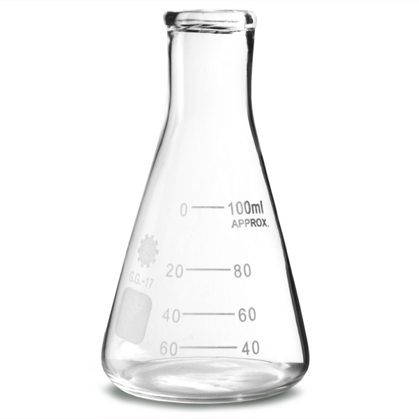 Conical Flask Images Enlarge Image 100ml