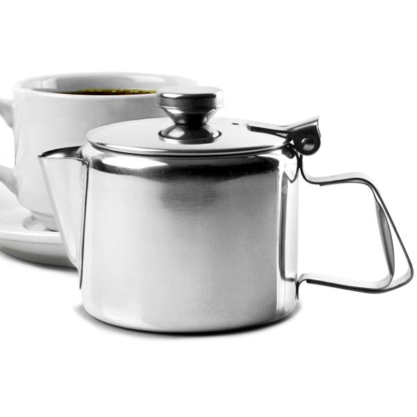 Teapot Mirror Finish Small Stainless Steel Teapots Metal