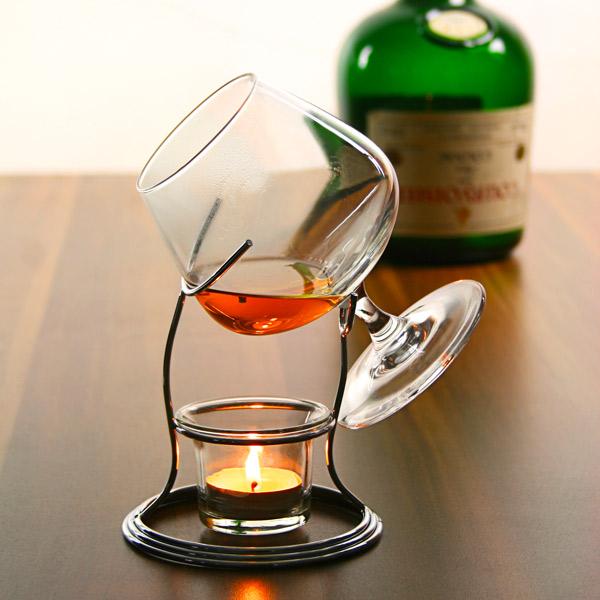 Cognac Brandy Warmer Amp Glass Traditional Brandy Warmer