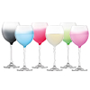 LSA Haze Wine Glasses 14oz / 400ml