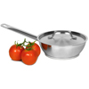 Genware Stainless Steel Sauteuse Pans & Lids