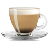 Entertain Cappuccino Cups & Saucers 6.9oz / 195ml