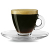 Entertain Espresso Cups & Saucers 2.8oz / 80ml