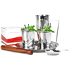 Professional Mint Julep Cocktail Set