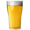 Clarity Polystyrene Tulip Pint Glasses CE 20oz / 568ml
