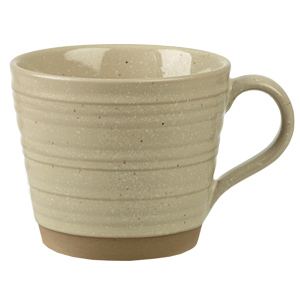 Art de cuisine igneous tea cup 8oz 250ml stoneware tea for Art de cuisine vitrified stoneware