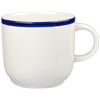 Churchill Retro Blue Cups