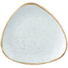 Churchill Stonecast Duck Egg Triangular Plates
