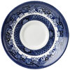 Churchill Vintage Print Blue Willow Georgian Saucer 14.1cm