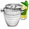 Manhattan Nights Stainless Steel Ice Bucket