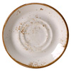 Steelite Craft Double Well Saucer White