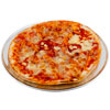 Genware Wide Rim Pizza Trays