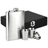Hip Flask Set with Gift Box