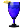 Cobalt Blue Iced Tea Glasses 16oz / 460ml