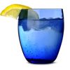 Cobalt Blue Old Fashioned Tumblers 12.25oz / 350ml