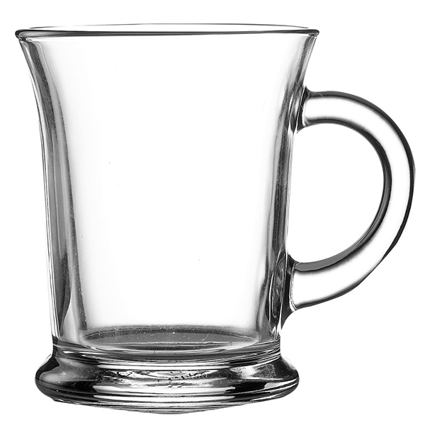 Aroma Glass Coffee Mugs 14oz 400ml