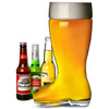 Giant Glass Beer Boot 5 Pint