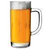 City Glass Beer Tankard 13.4oz / 380ml