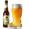 Glass Beer Boot 1 Pint