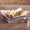 Wooden Food Presentation Crates