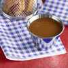 Gingham Greaseproof Paper 25 x 20cm