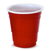 Lil' Reds Mini Red Party Shot Cups 2oz / 60ml