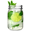 Mason Drinking Jar Tumblers 20oz / 568ml