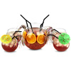 Fish Bowl Cocktail Party Set