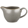 Churchill Stonecast Peppercorn Grey Milk Jug 4oz / 114ml