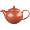 Churchill Stonecast Spiced Orange Tea Pot 15oz / 425ml