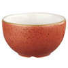 Churchill Stonecast Spiced Orange Sugar Bowl 8oz / 227ml
