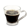 Deborah Glass Espresso Cup 3.75oz / 110ml