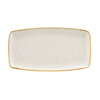 Churchill Stonecast Barley White Oblong Plates