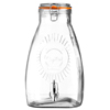 Kilner Square Drinks Dispenser 8ltr