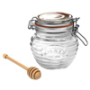Kilner Clip Top Honey Jar with Dipper 350ml