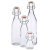 Glass Swing Top Bottles