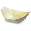 Disposable Wooden Food Serving Boats